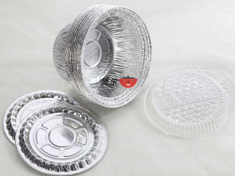 煲仔饭外卖铝箔碗带盖