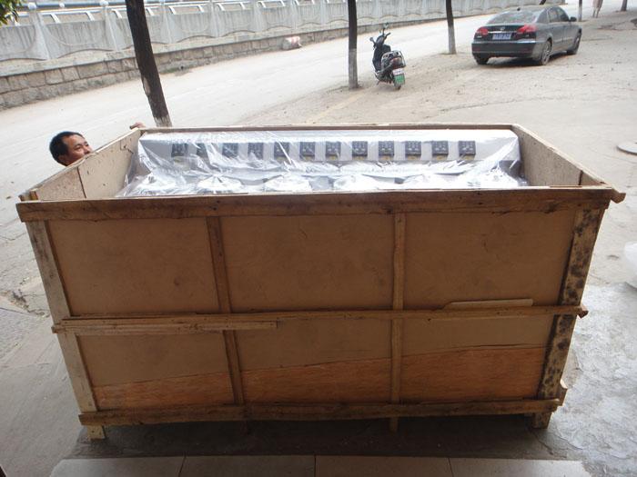 扎实的木箱包装