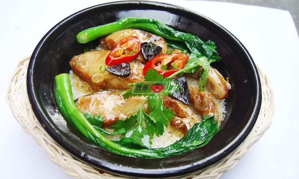 榄角鱼腩煲仔饭