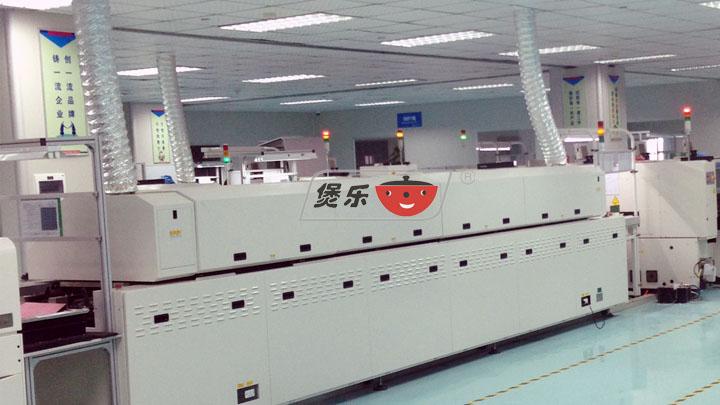控制器生产线